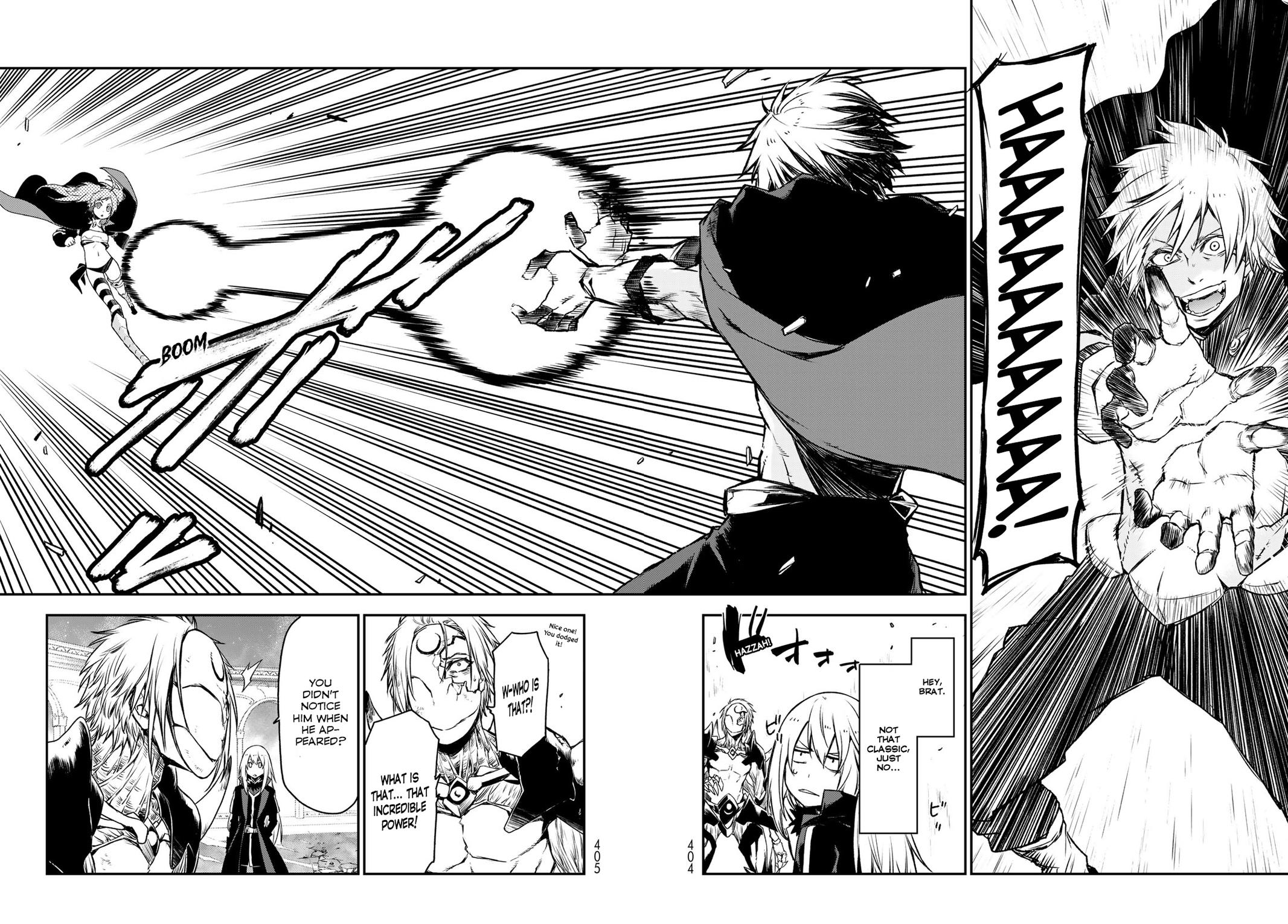 Tensei shitara Slime Datta Ken, Chapter 84 image 019