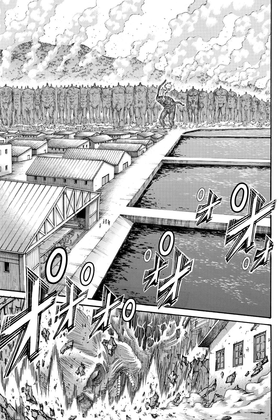 Attack On Titan, Episode 132 image 037