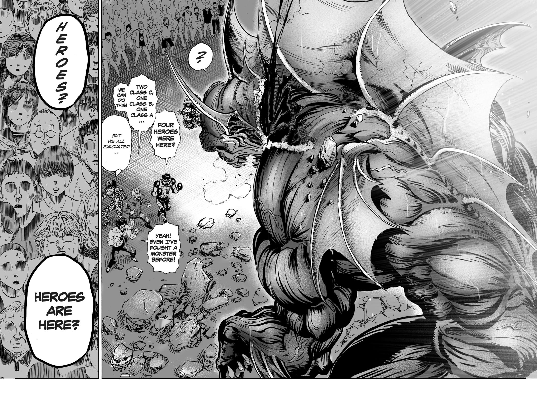 One-Punch Man, Chapter 25 image 066