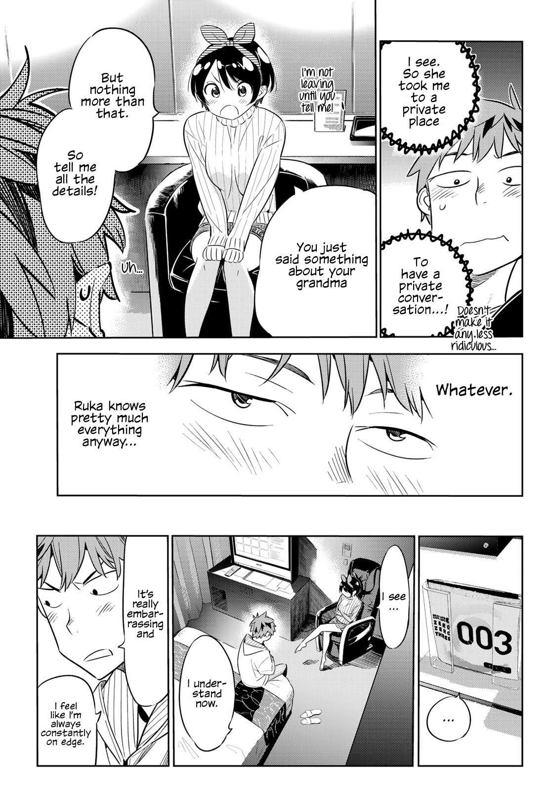 Kanojo Okarishimasu, Chapter 33 image 006