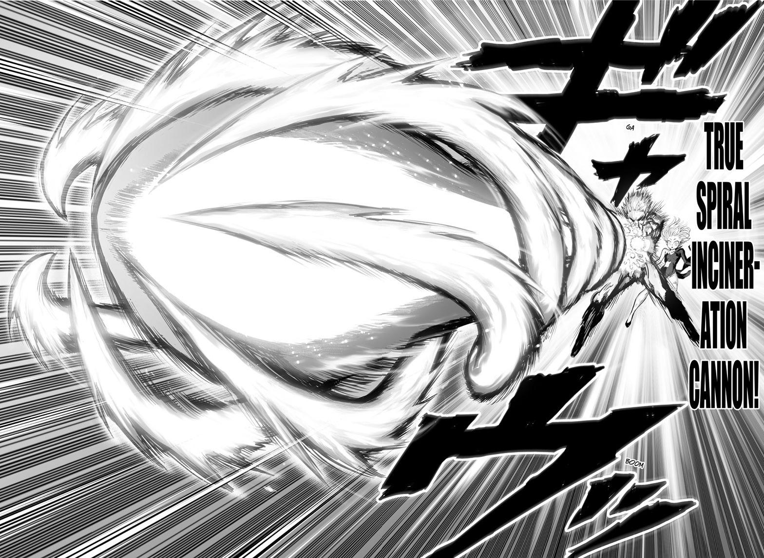 One-Punch Man, Chapter 132 image 004