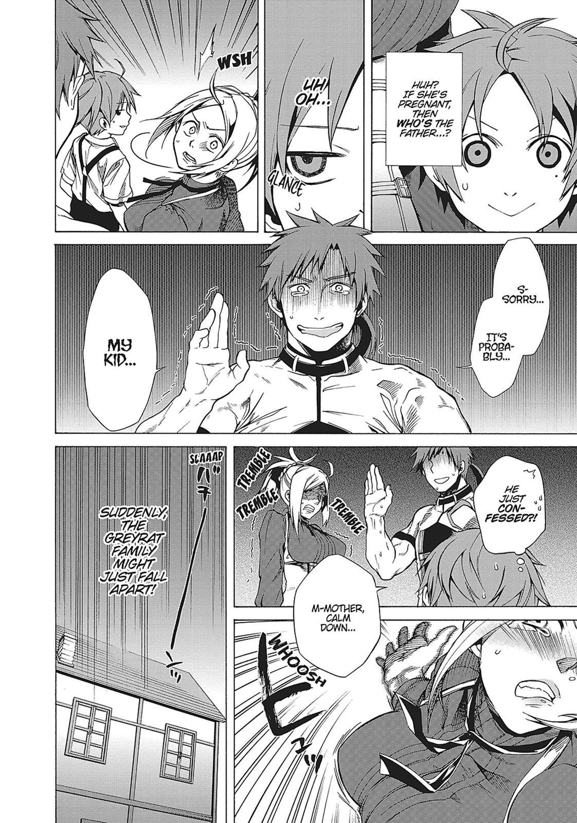 Mushoku Tensei, Chapter 5 image 008