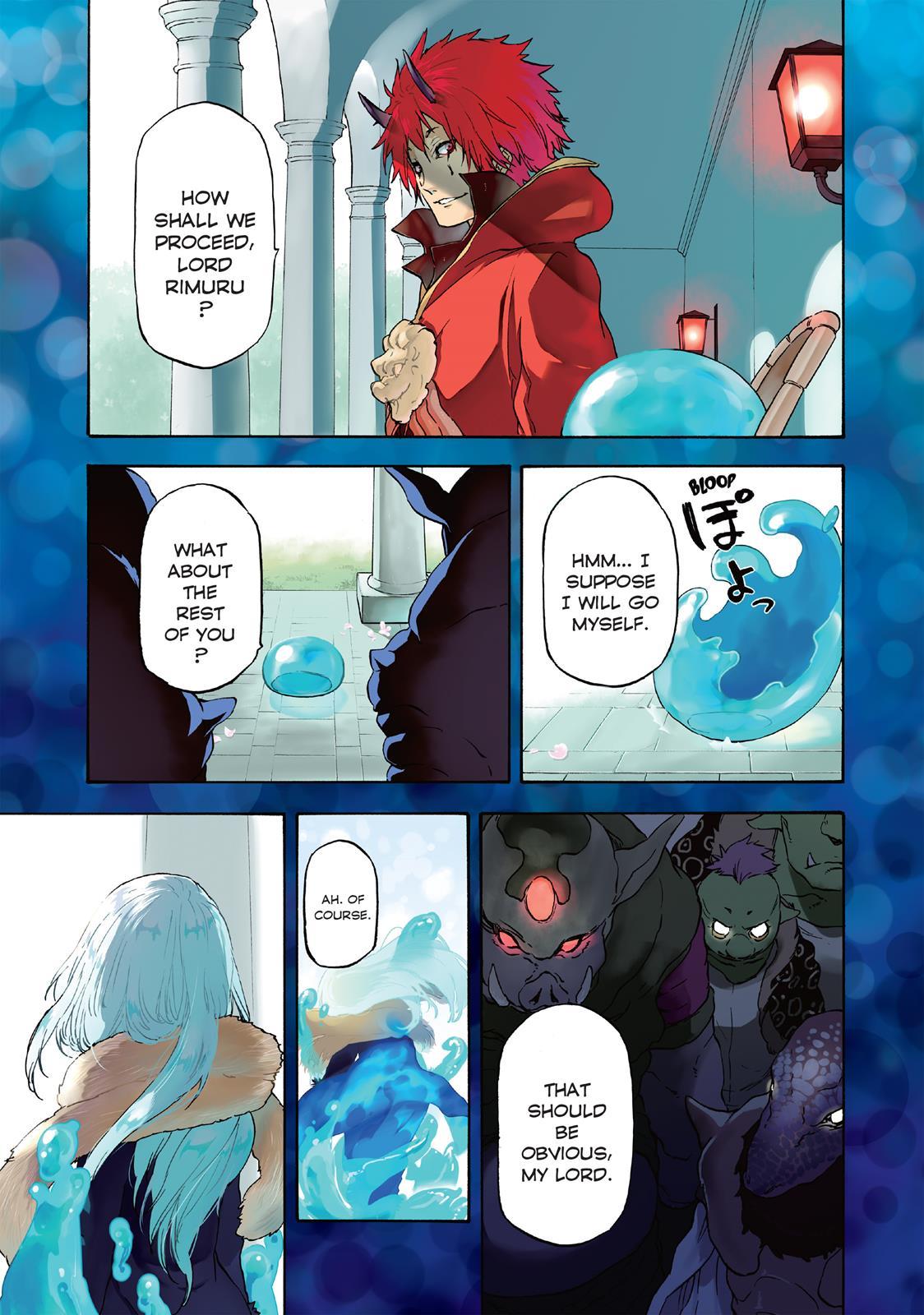 Tensei shitara Slime Datta Ken, Chapter 1 image 004