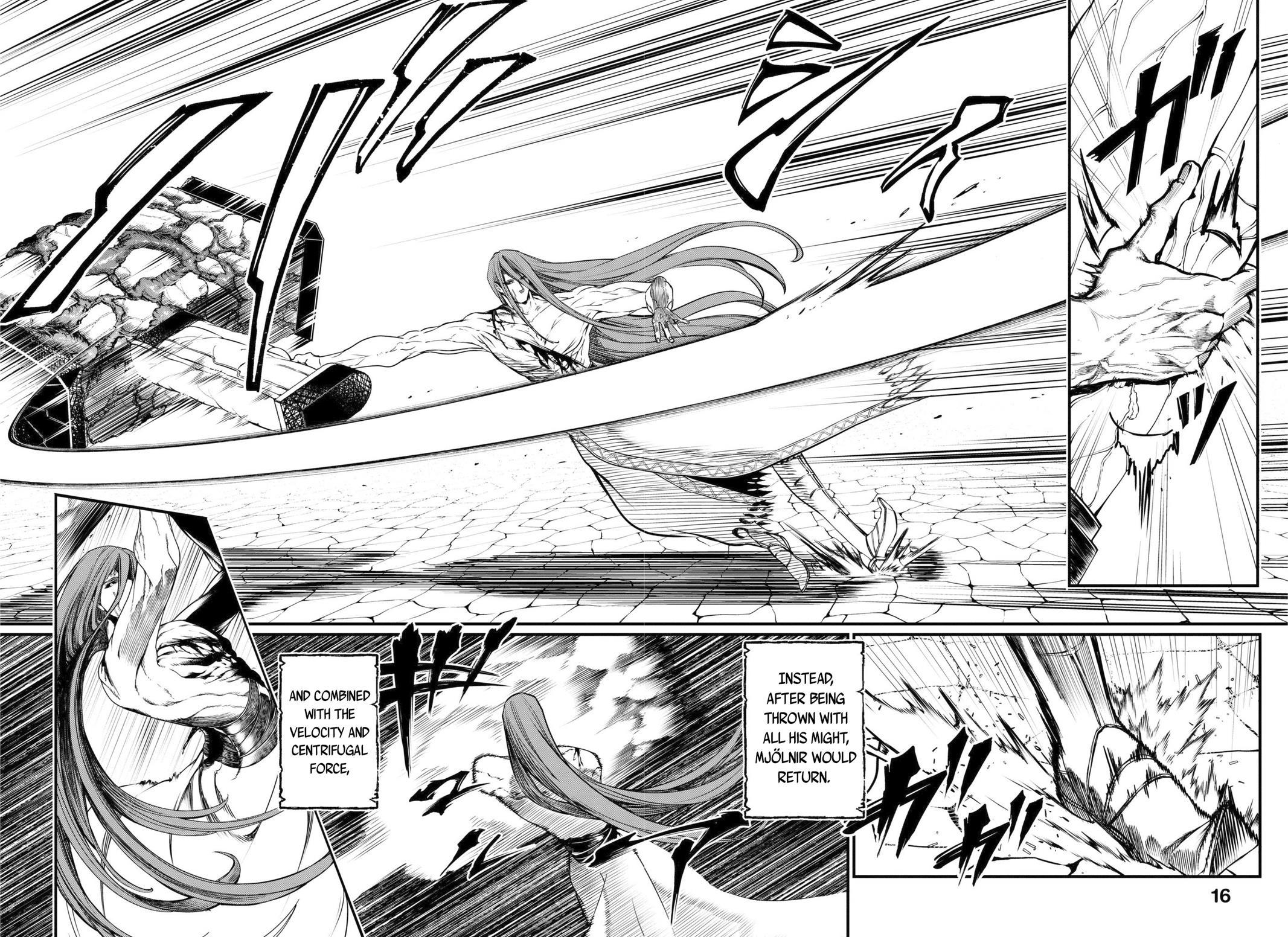 Shuumatsu no Valkyrie, Chapter 5 image 018