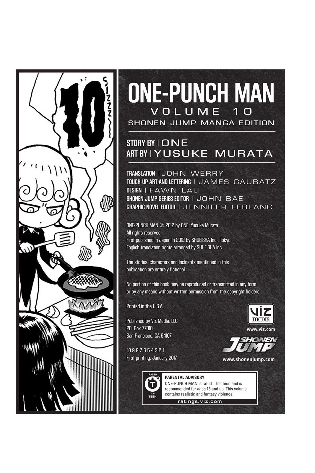 One-Punch Man, Chapter 55.7 image 039