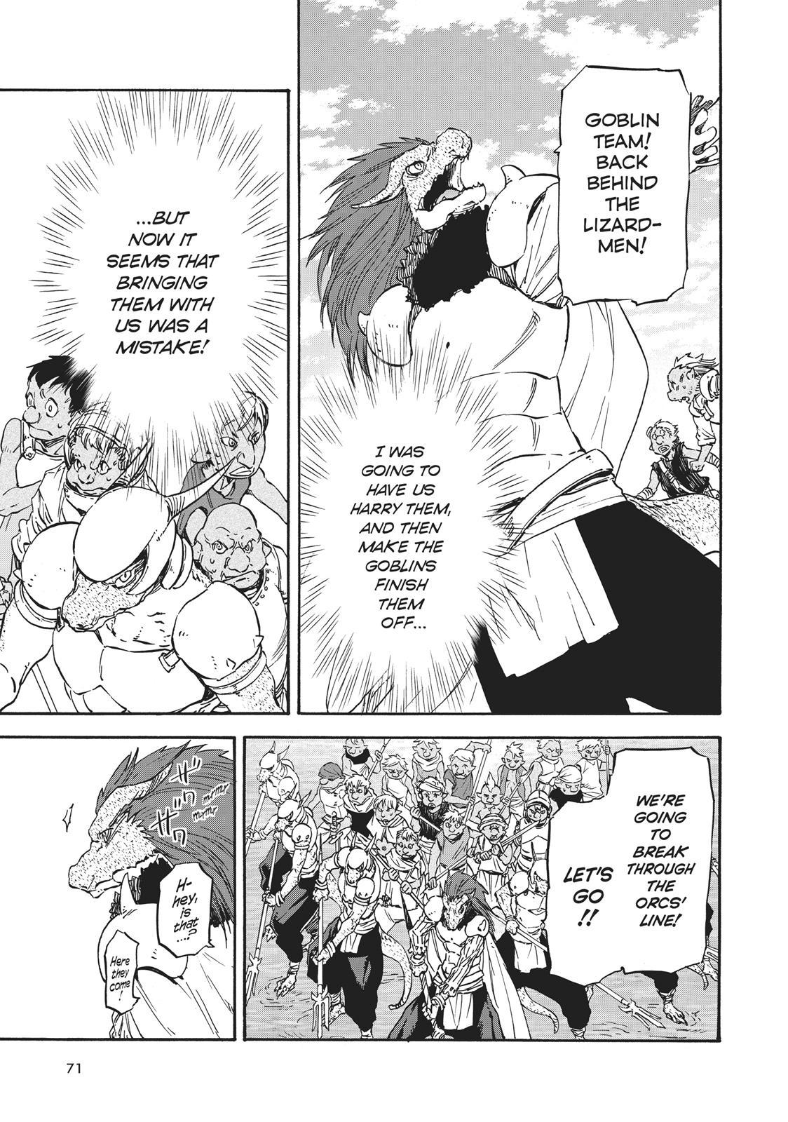 Tensei shitara Slime Datta Ken, Chapter 20 image 006
