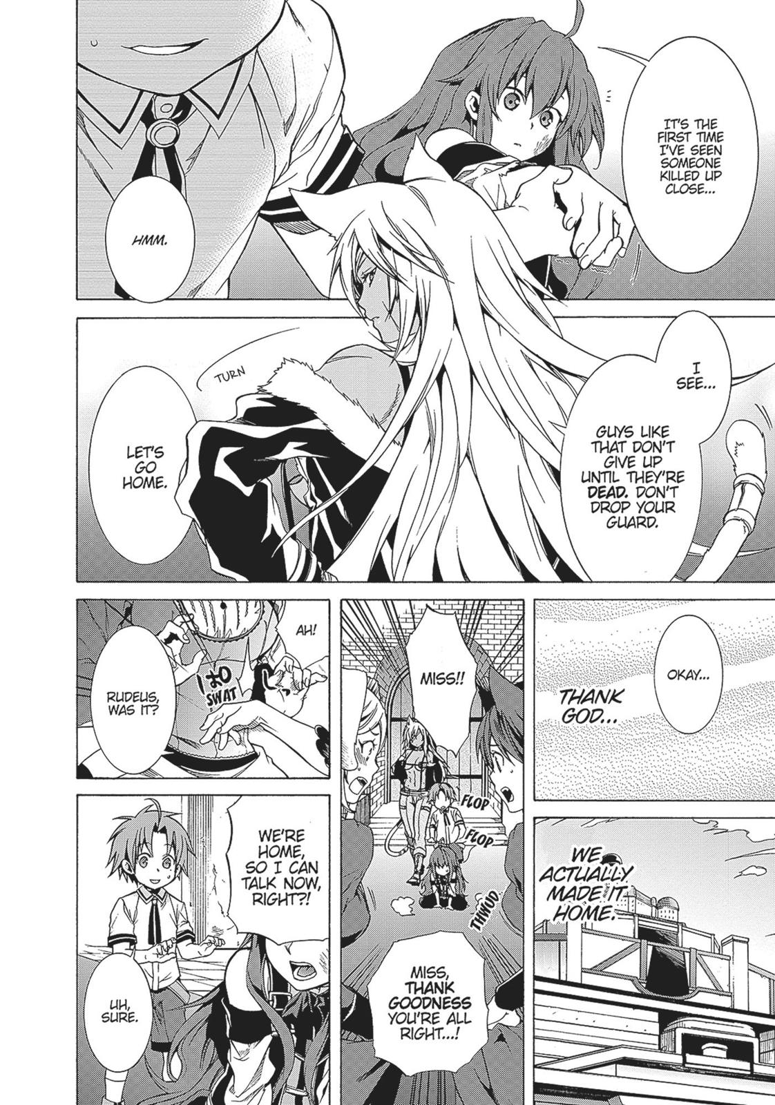 Mushoku Tensei, Chapter 8 image 019
