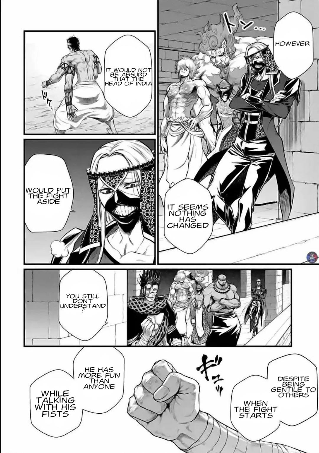 Shuumatsu no Valkyrie, Chapter 37 image 050