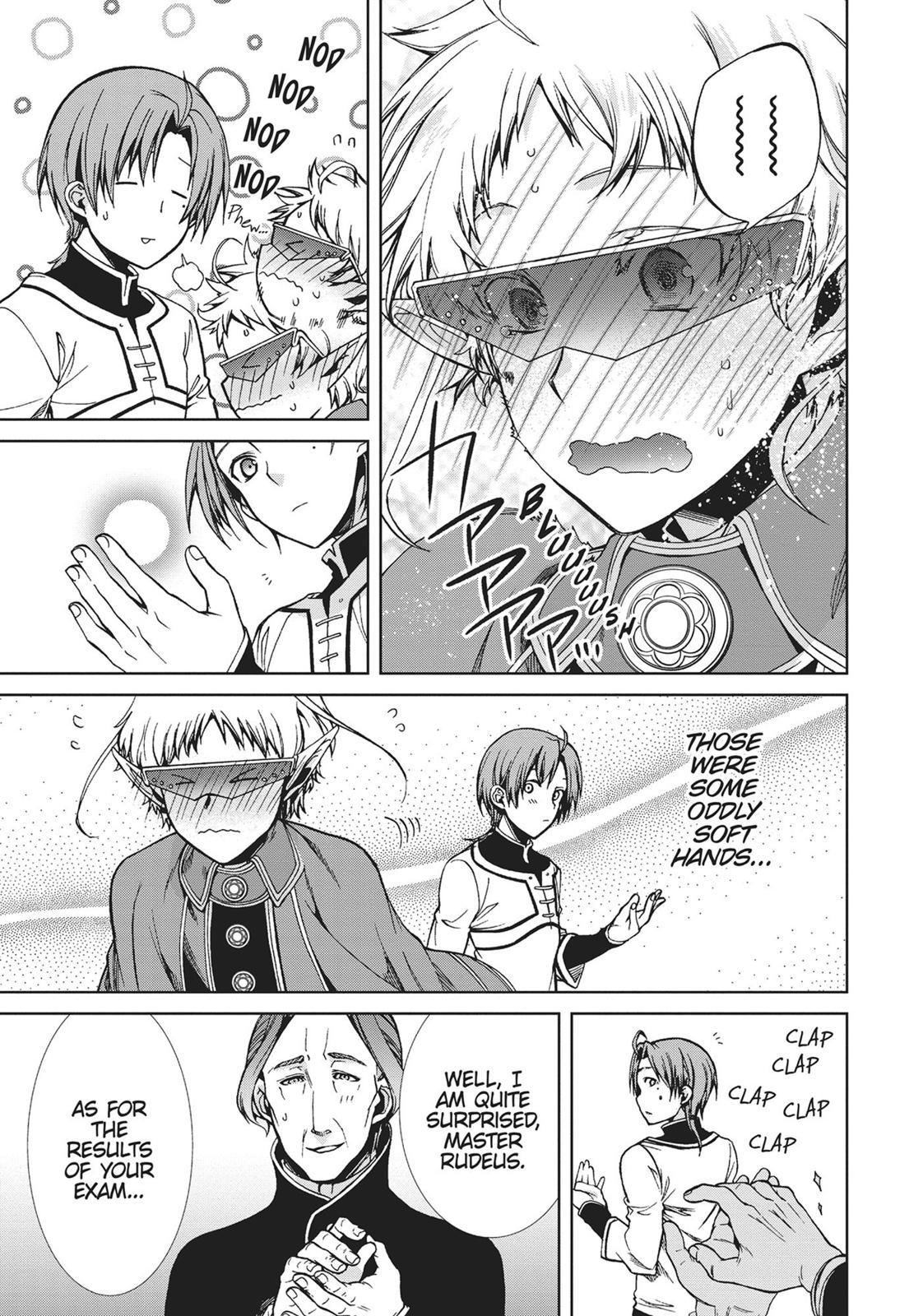 Mushoku Tensei, Chapter 54 image 025
