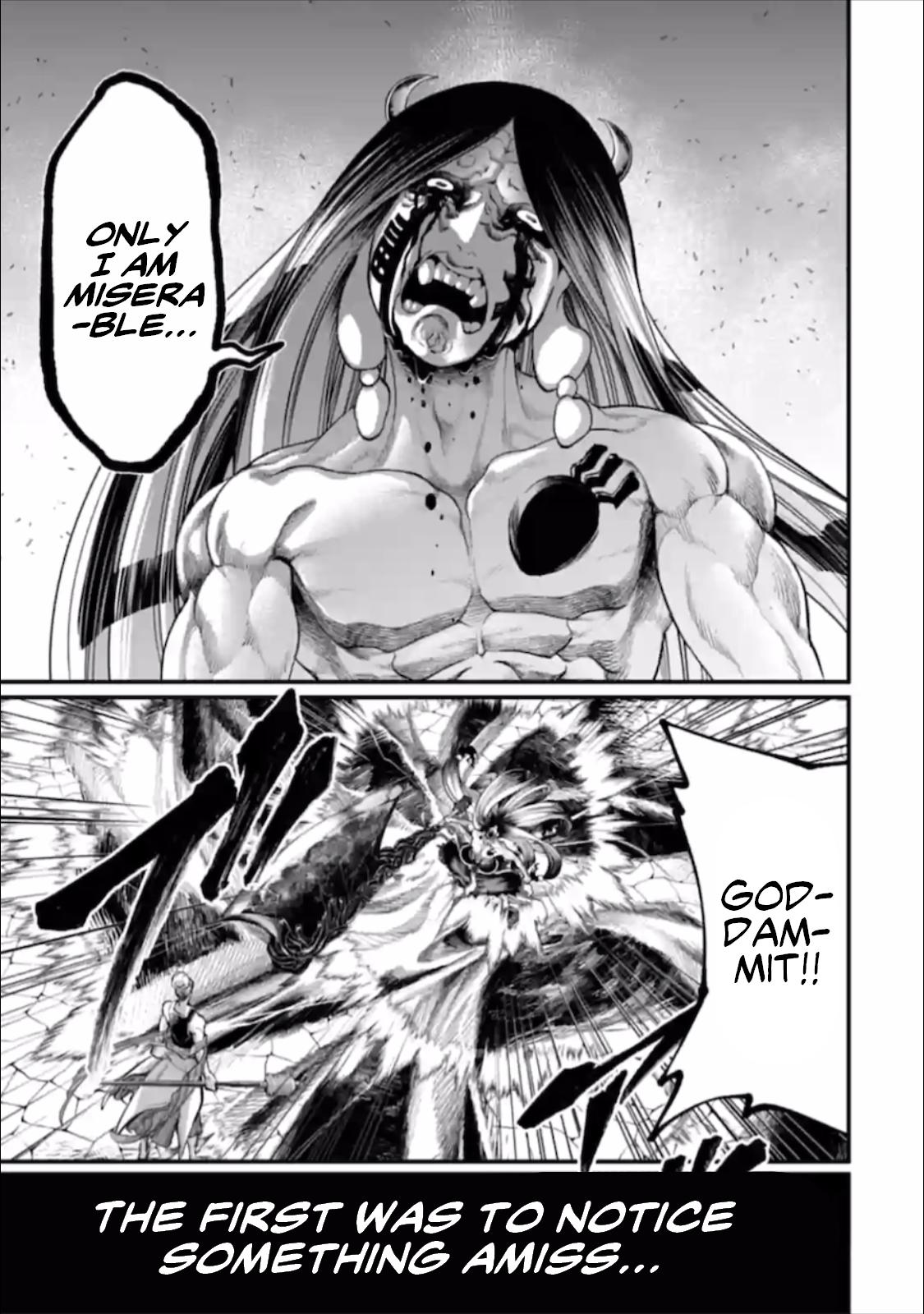 Shuumatsu no Valkyrie, Chapter 46 image 036