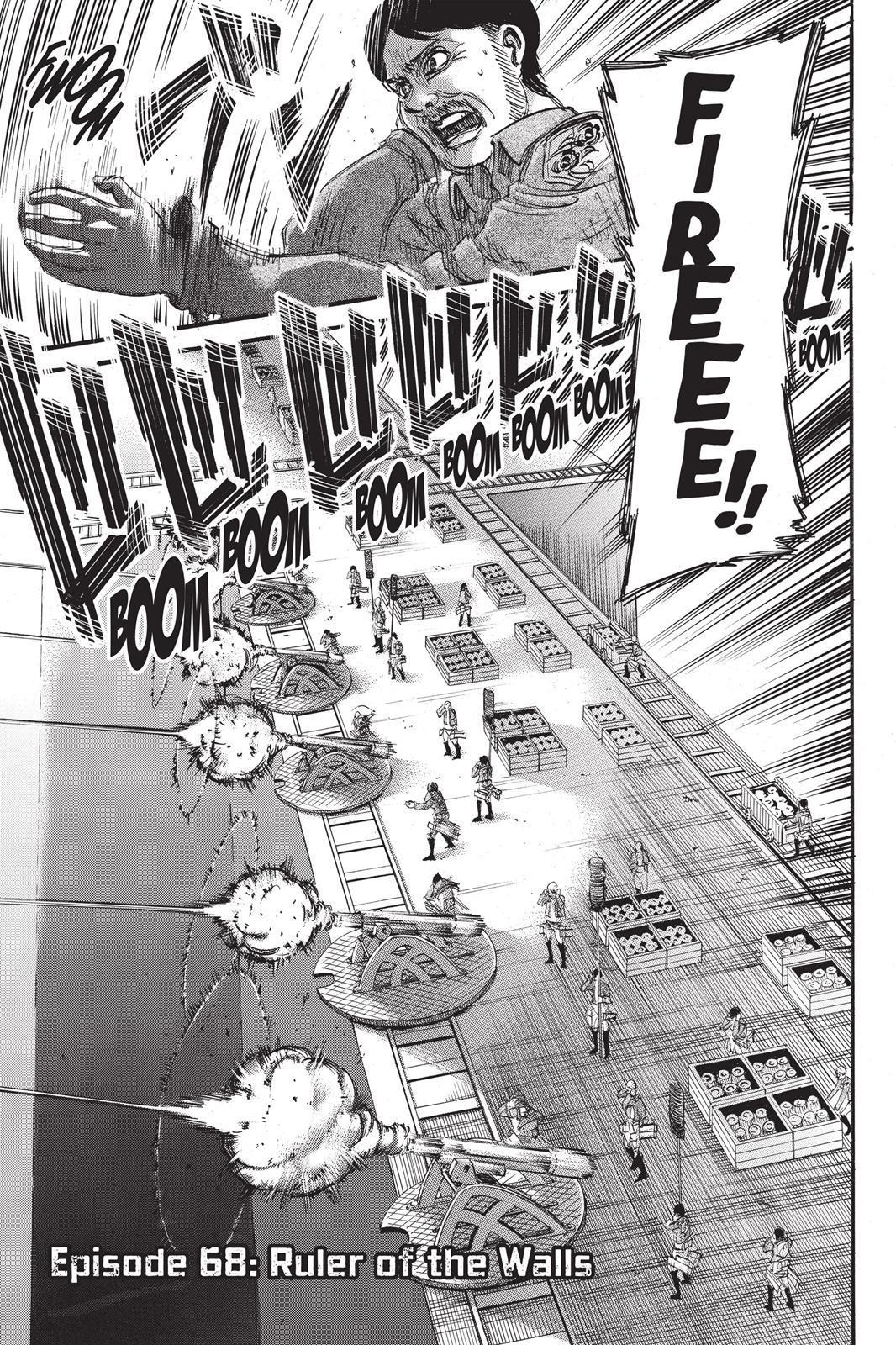 Attack On Titan, Episode 68 image 003