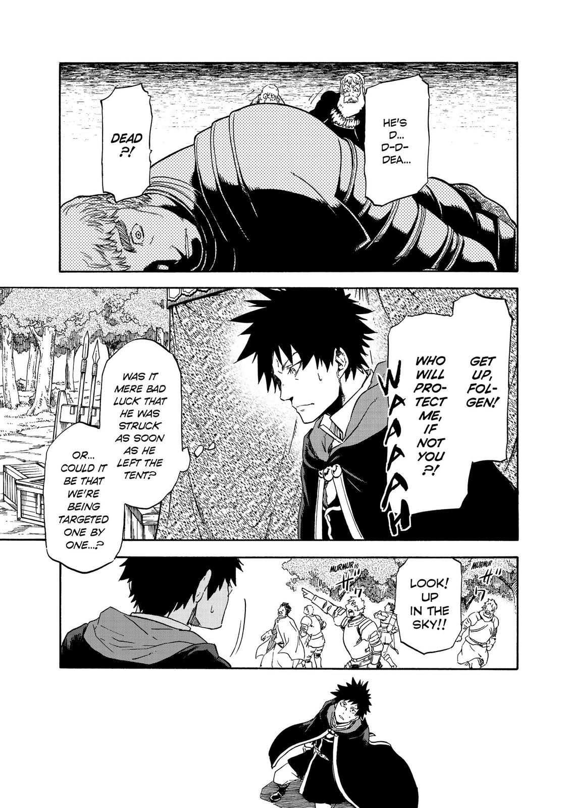 Tensei shitara Slime Datta Ken, Chapter 66 image 010