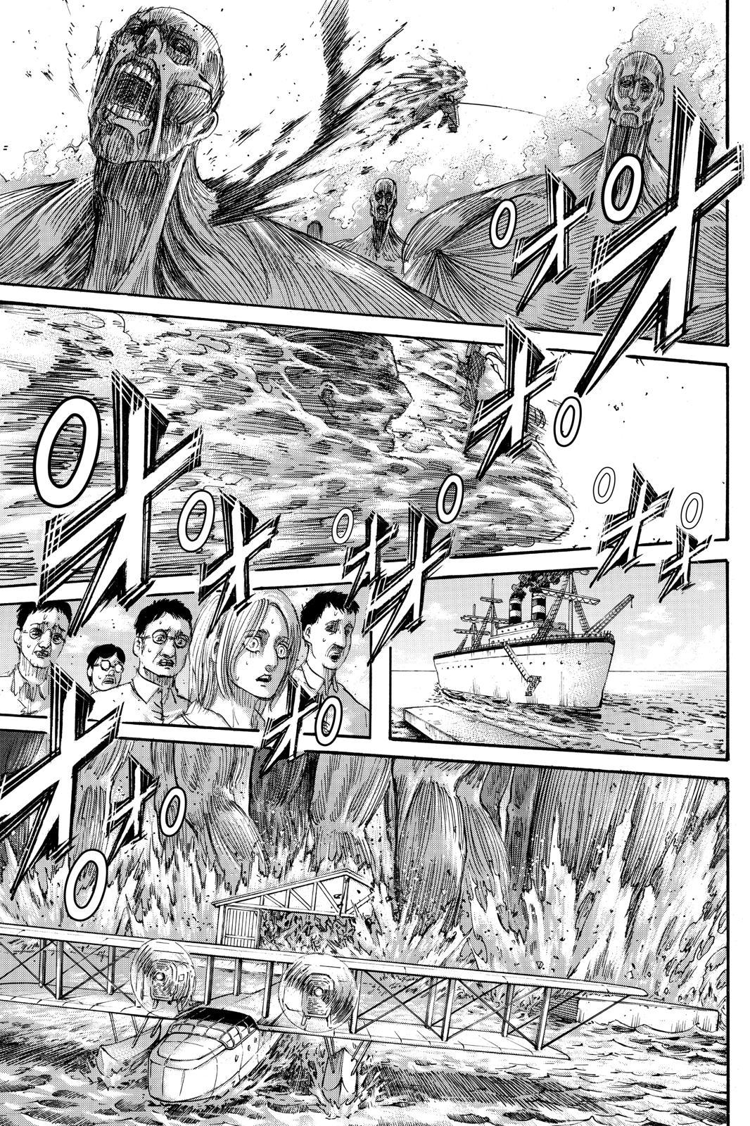 Attack On Titan, Episode 132 image 041