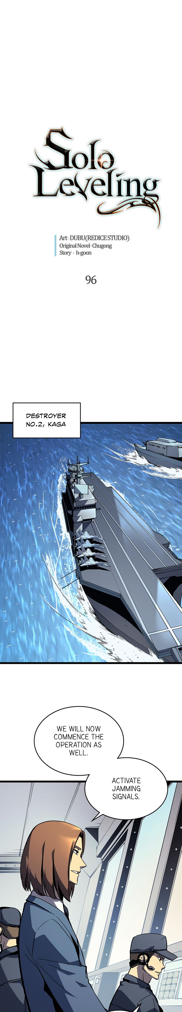 Solo Leveling, Chapter 96 image 001