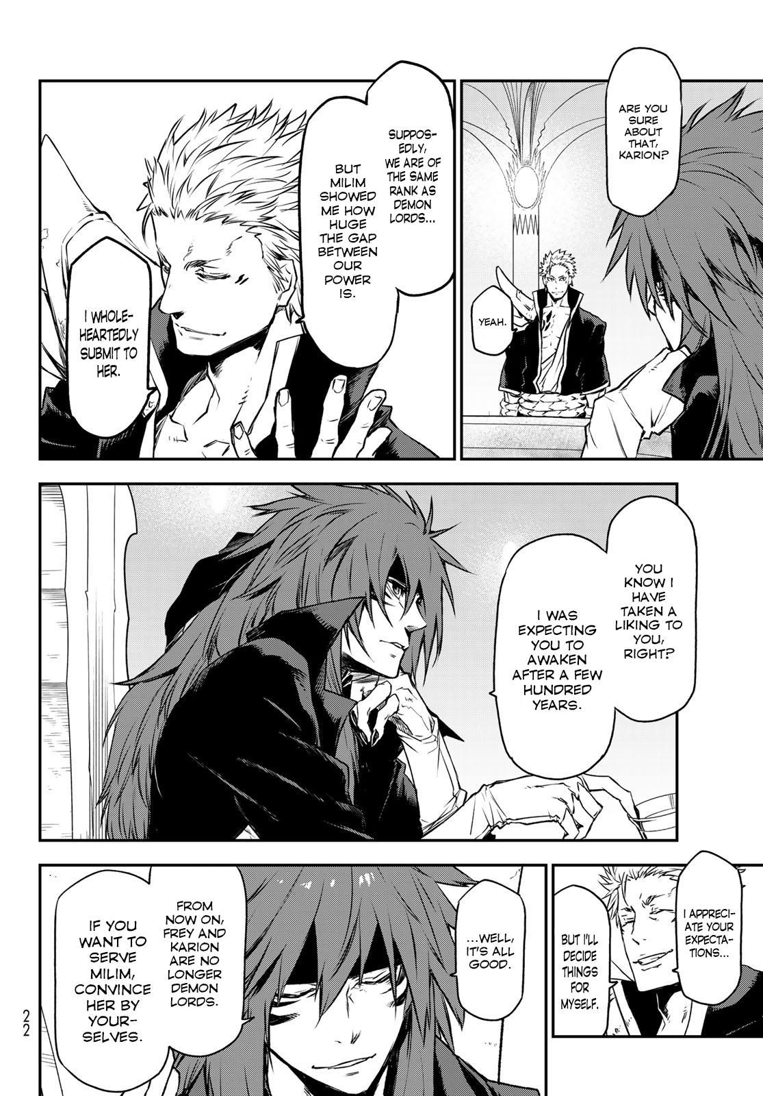 Tensei shitara Slime Datta Ken, Chapter 86 image 010