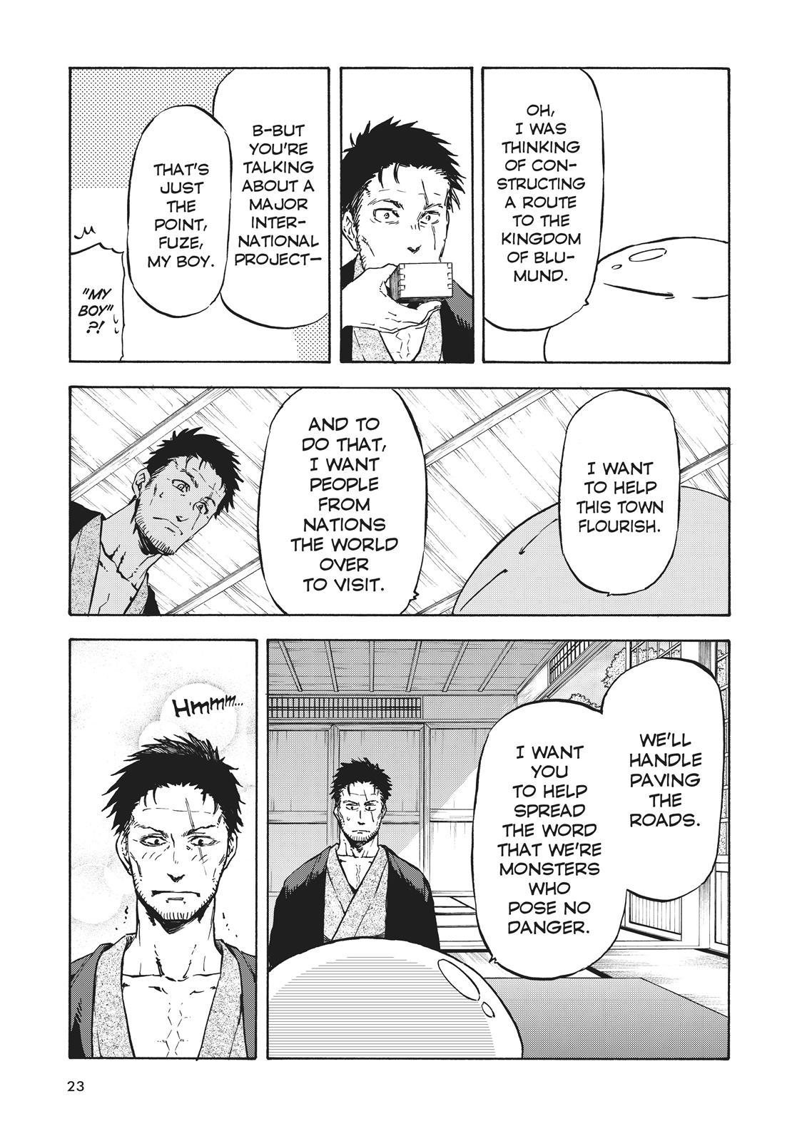 Tensei shitara Slime Datta Ken, Chapter 36 image 023