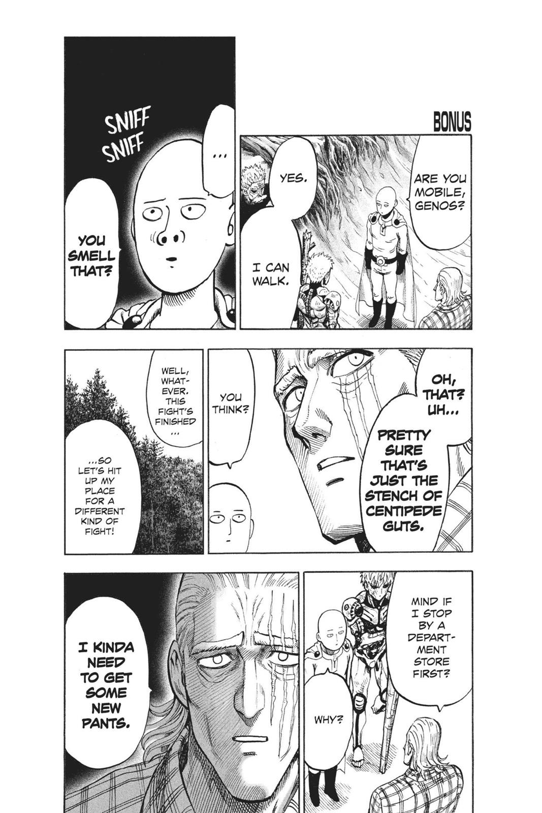 One-Punch Man, Chapter 85 image 116