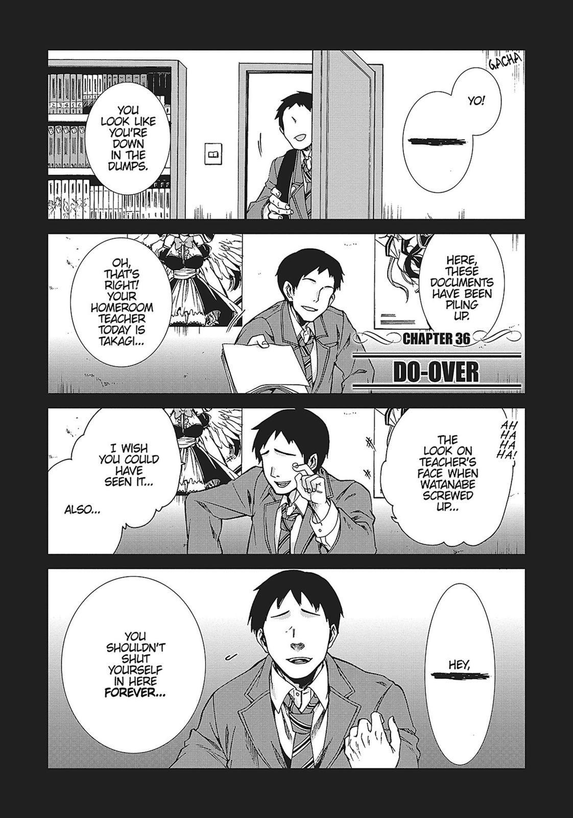 Mushoku Tensei, Chapter 36 image 001