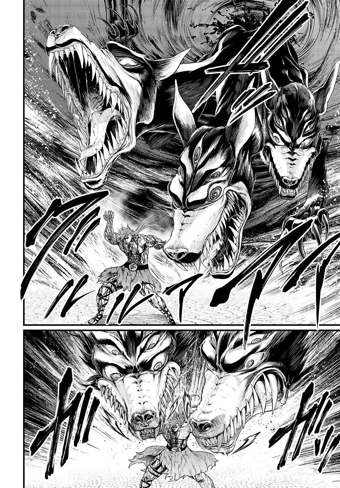 Shuumatsu no Valkyrie, Chapter 28 image 010