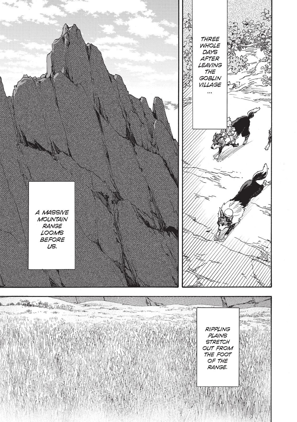 Tensei shitara Slime Datta Ken, Chapter 4 image 023