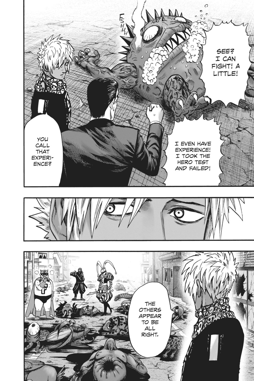 One-Punch Man, Chapter 96 image 088