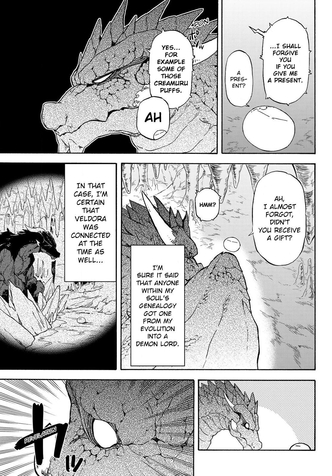 Tensei shitara Slime Datta Ken, Chapter 71 image 022