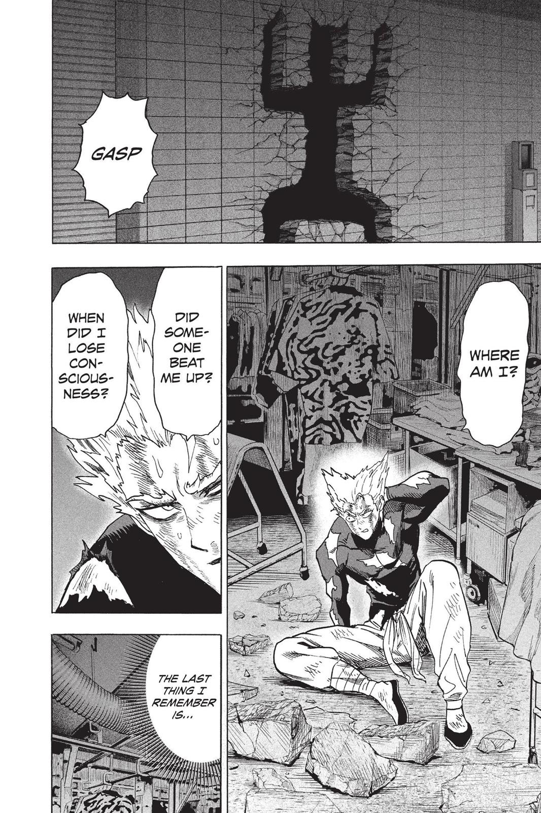One-Punch Man, Chapter 79 image 038