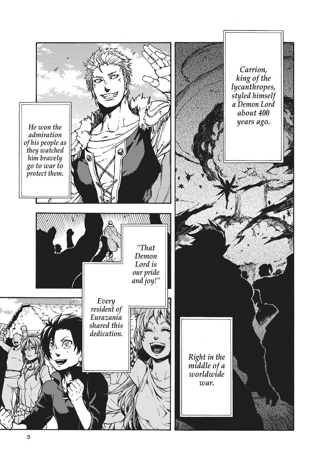 Tensei shitara Slime Datta Ken, Chapter 36 image 005