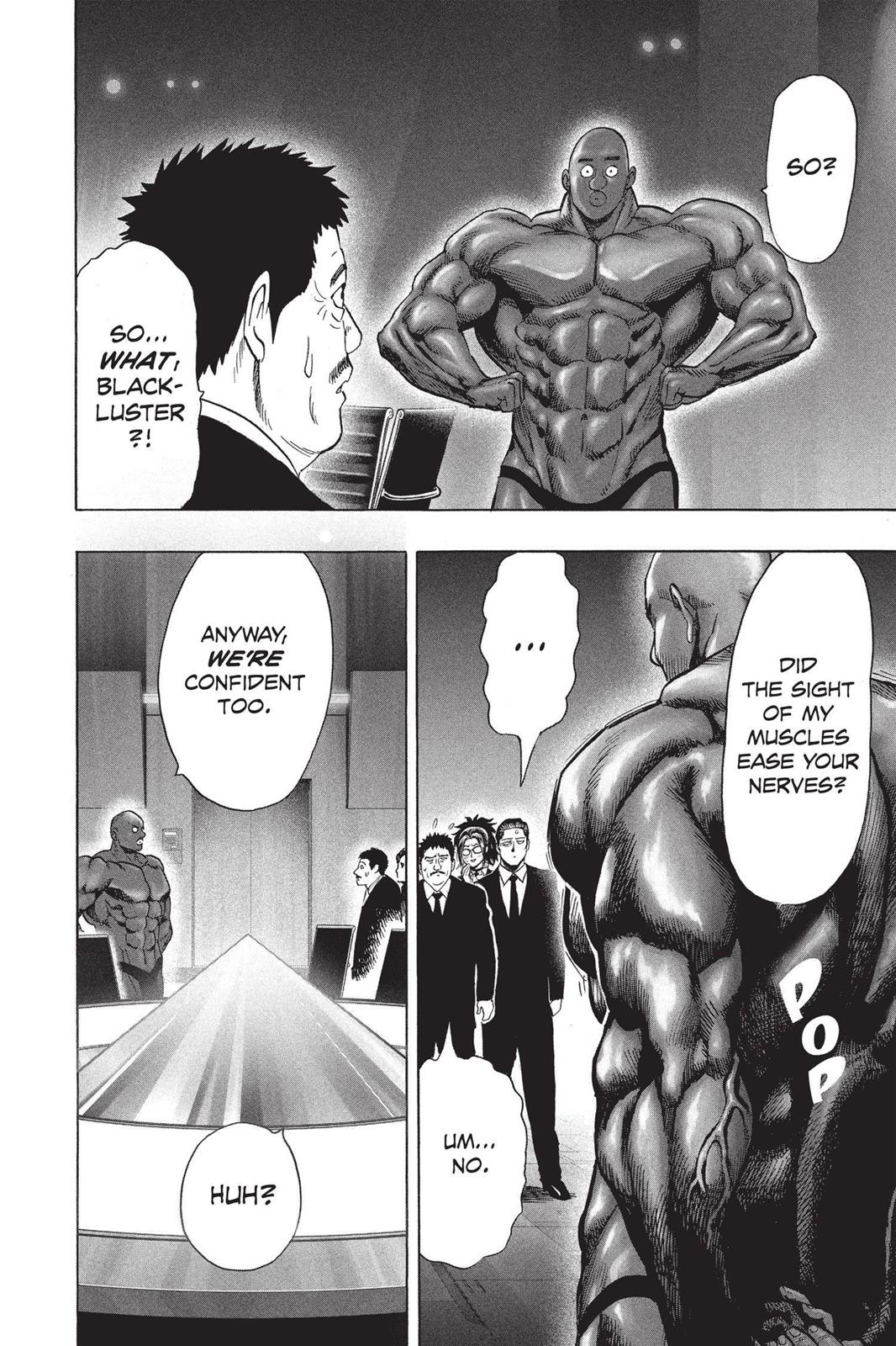 One-Punch Man, Chapter 79 image 026