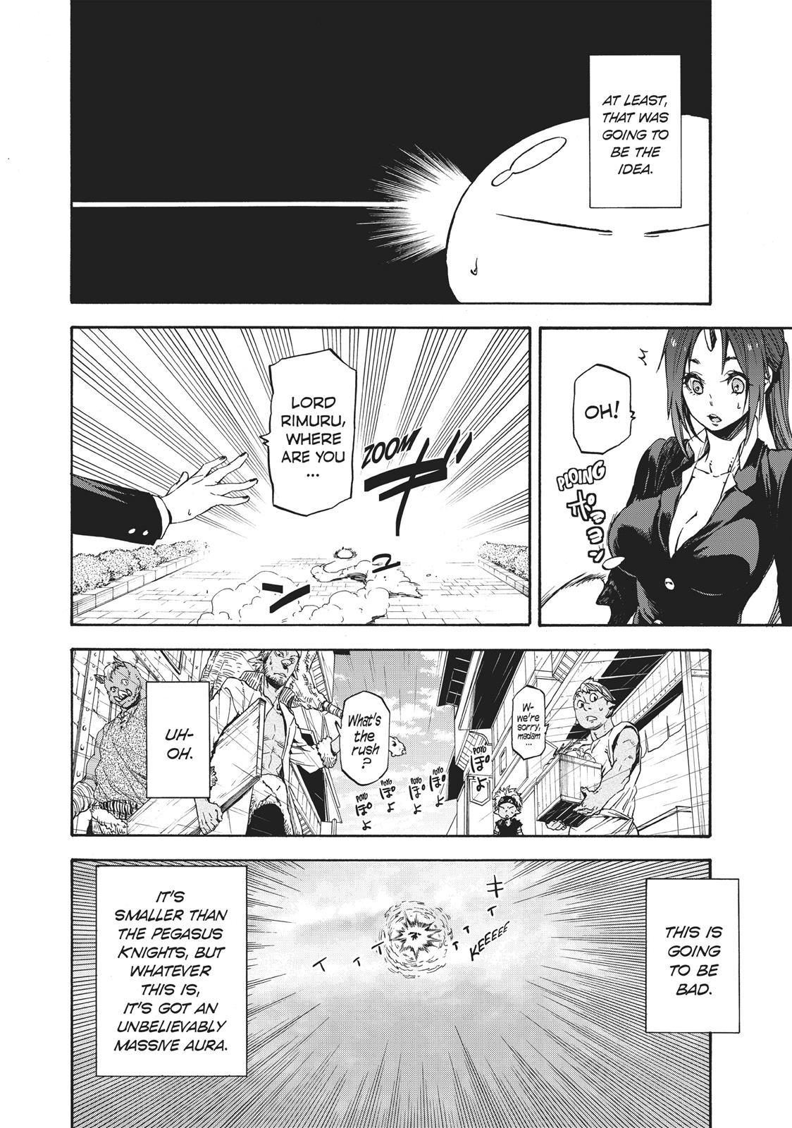 Tensei shitara Slime Datta Ken, Chapter 30 image 008