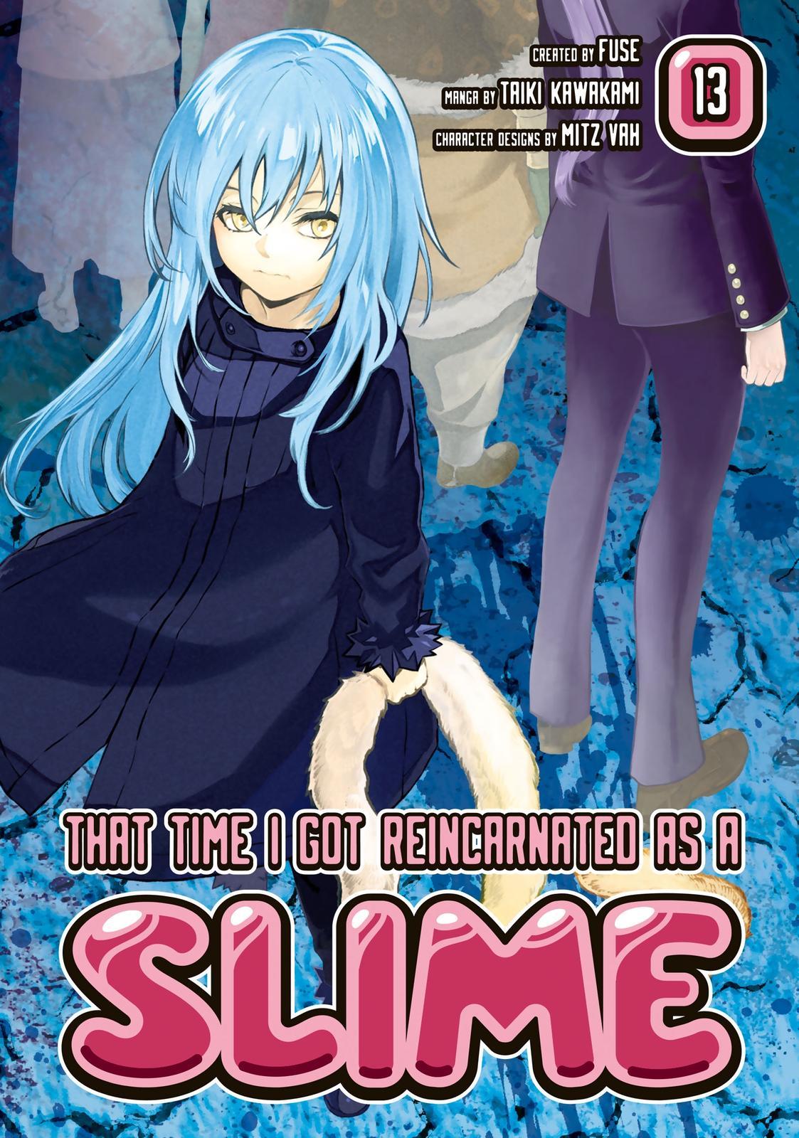 Tensei shitara Slime Datta Ken, Chapter 59 image 001