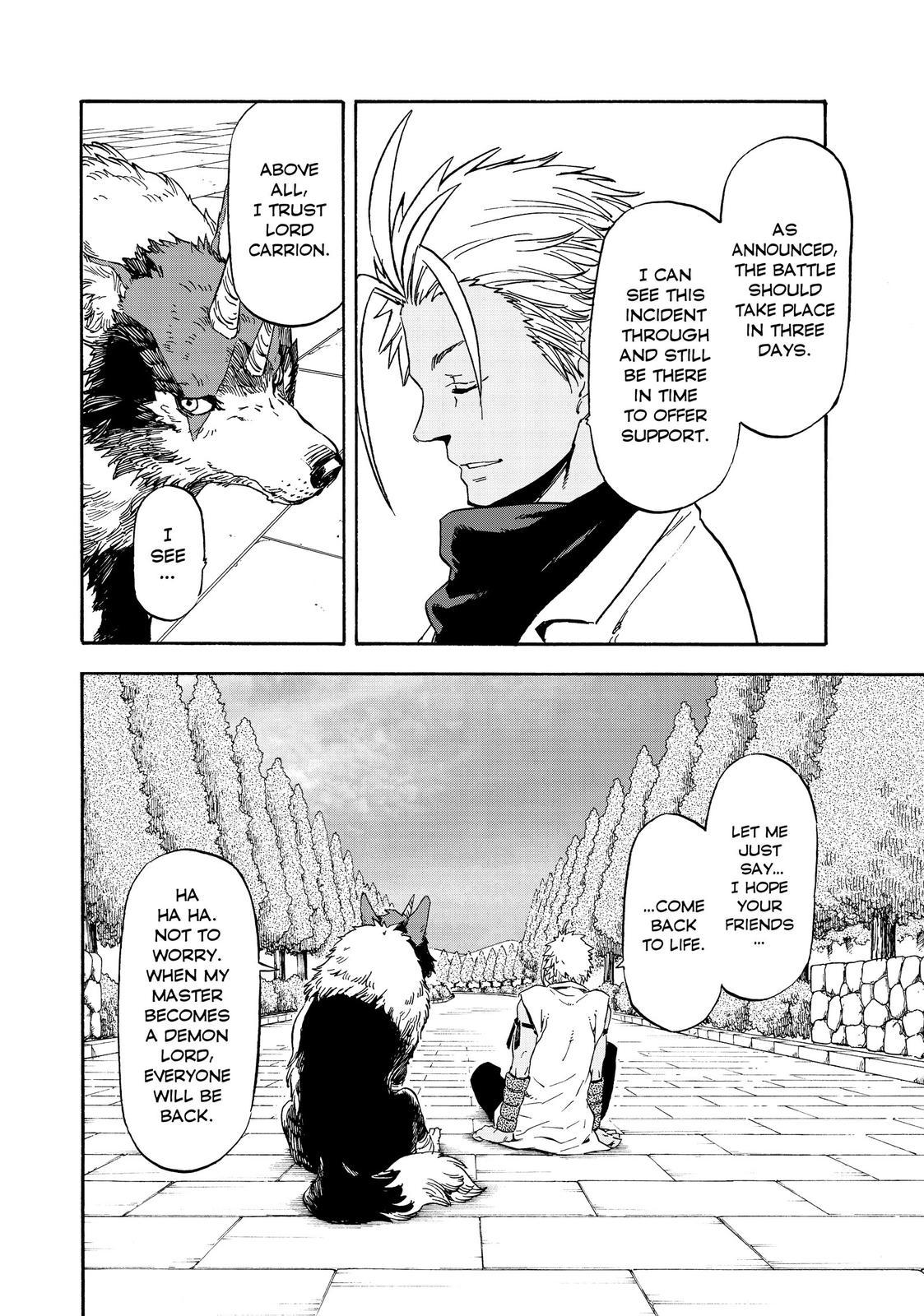 Tensei shitara Slime Datta Ken, Chapter 68 image 030
