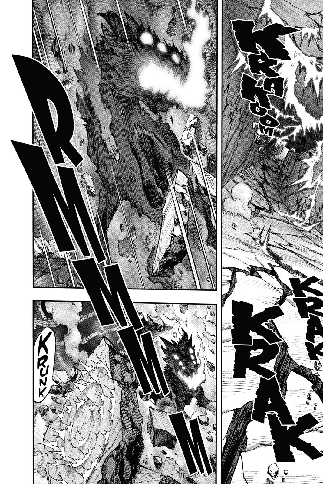 One-Punch Man, Chapter 93 image 031