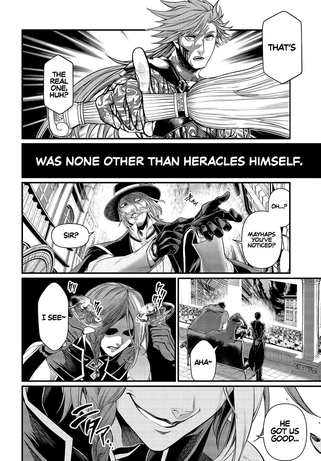 Shuumatsu no Valkyrie, Chapter 26 image 009