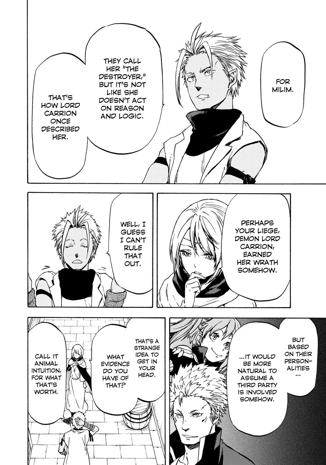 Tensei shitara Slime Datta Ken, Chapter 58 image 012