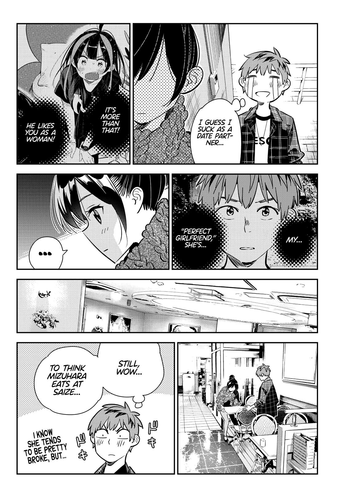Kanojo Okarishimasu, Chapter 172 image 015