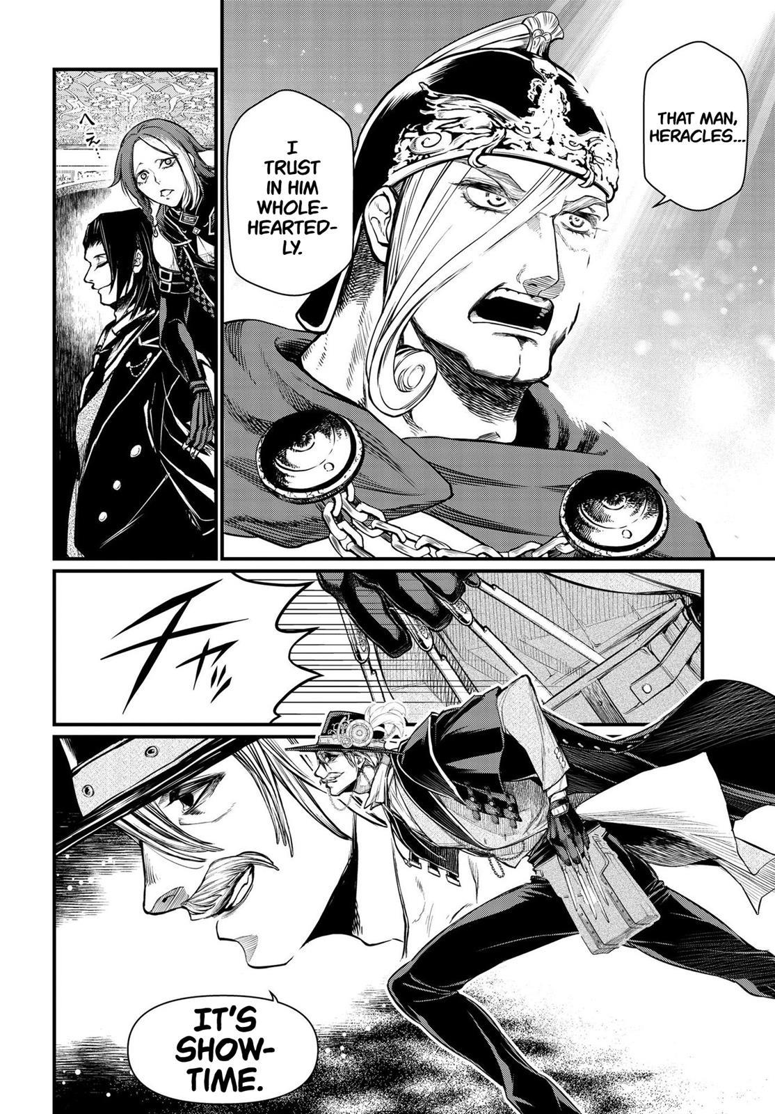 Shuumatsu no Valkyrie, Chapter 22 image 008