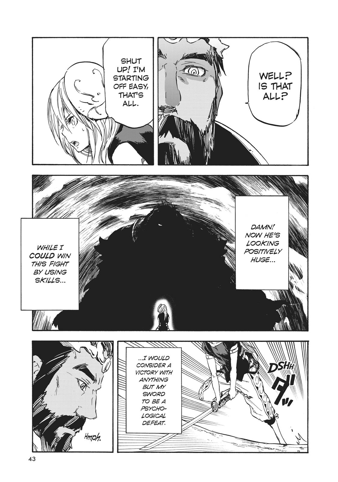 Tensei shitara Slime Datta Ken, Chapter 28 image 042