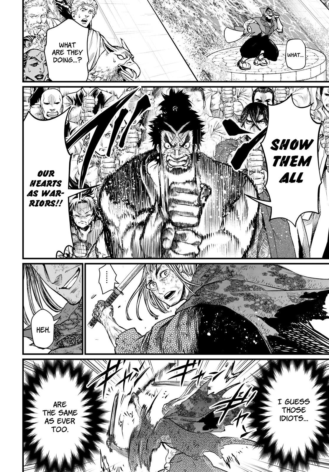 Shuumatsu no Valkyrie, Chapter 19.1 image 040