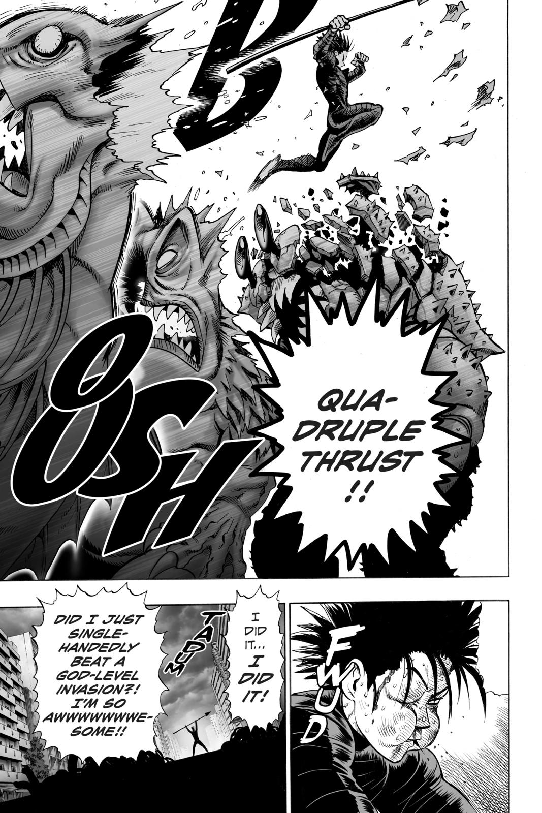 One-Punch Man, Chapter 23 image 021