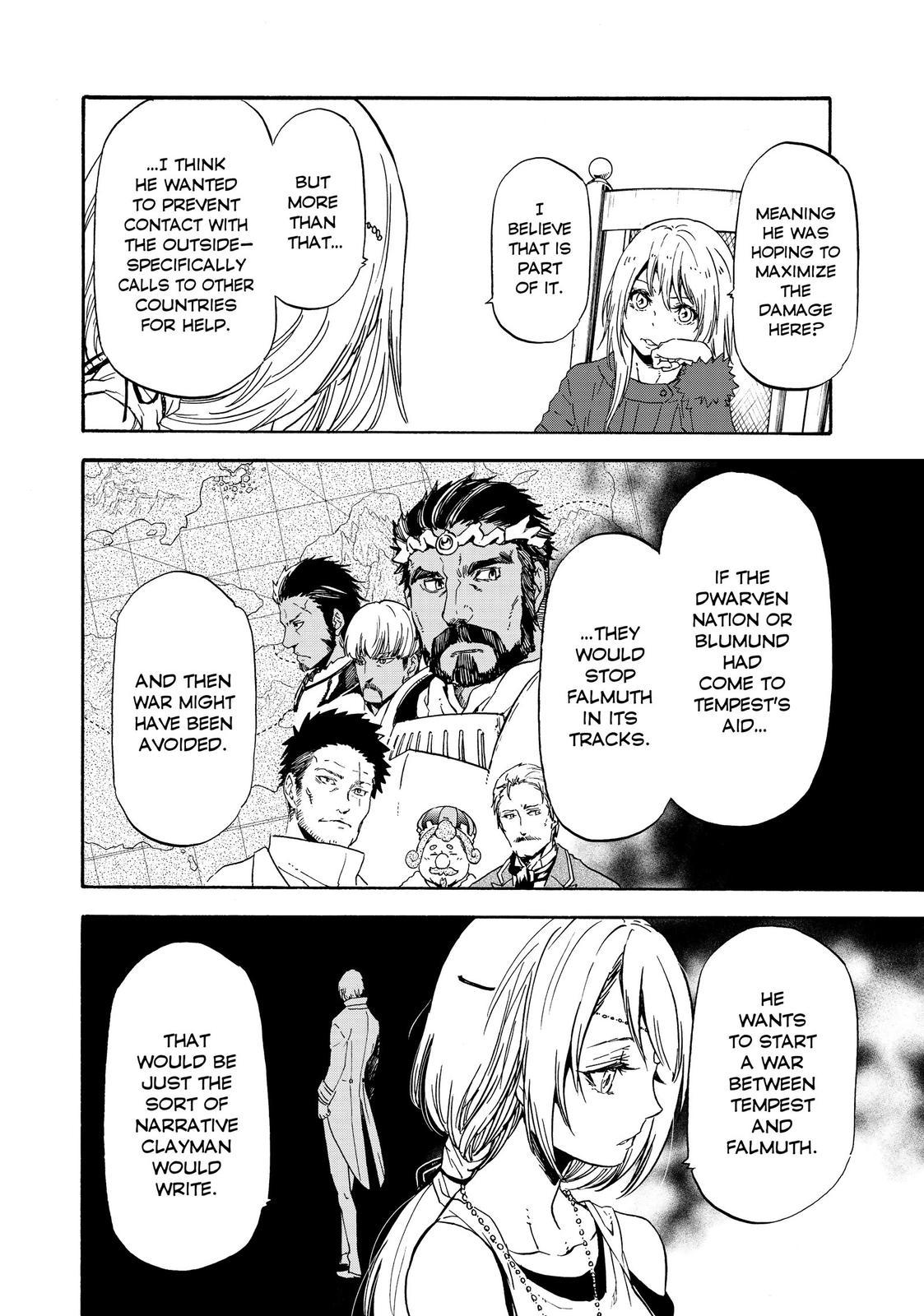 Tensei shitara Slime Datta Ken, Chapter 61 image 014