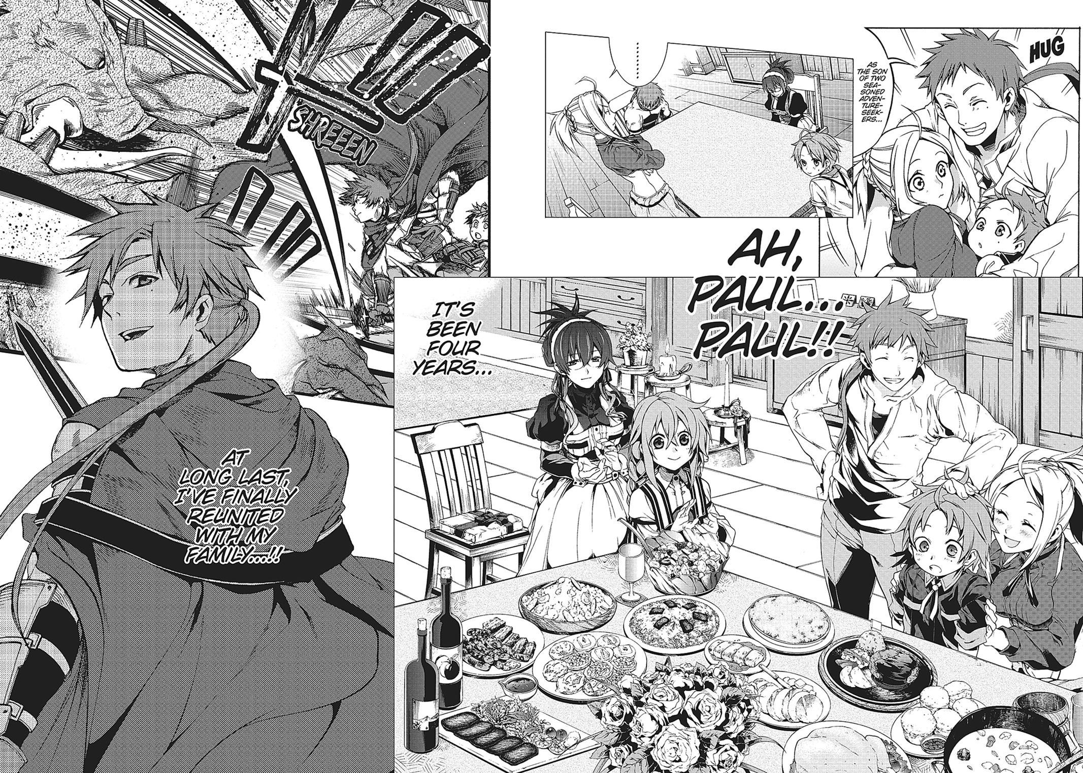Mushoku Tensei, Chapter 34 image 002