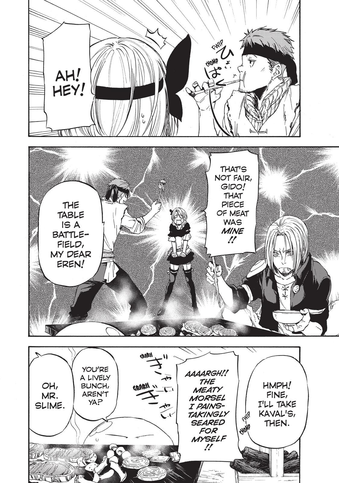 Tensei shitara Slime Datta Ken, Chapter 9 image 002