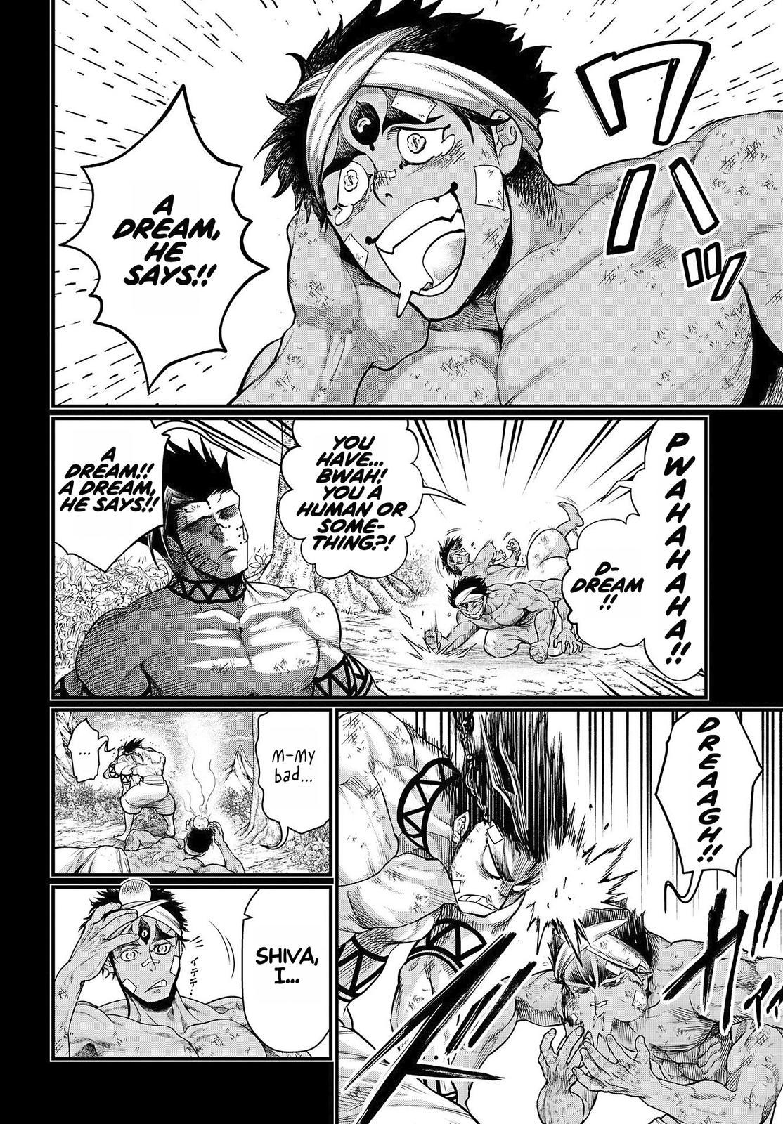 Shuumatsu no Valkyrie, Chapter 36 image 032