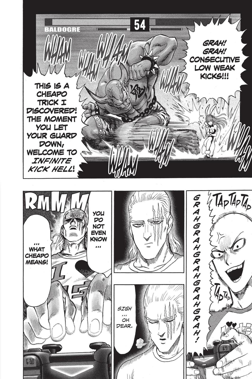 One-Punch Man, Chapter 79 image 042