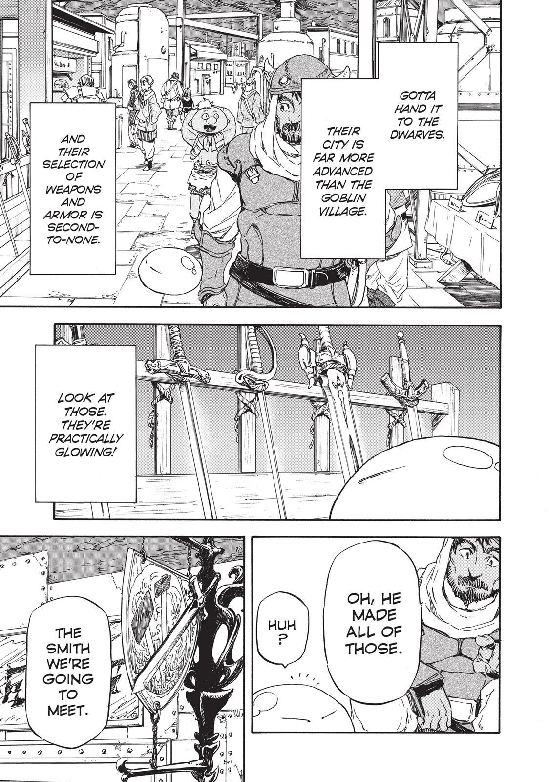 Tensei shitara Slime Datta Ken, Chapter 5 image 019
