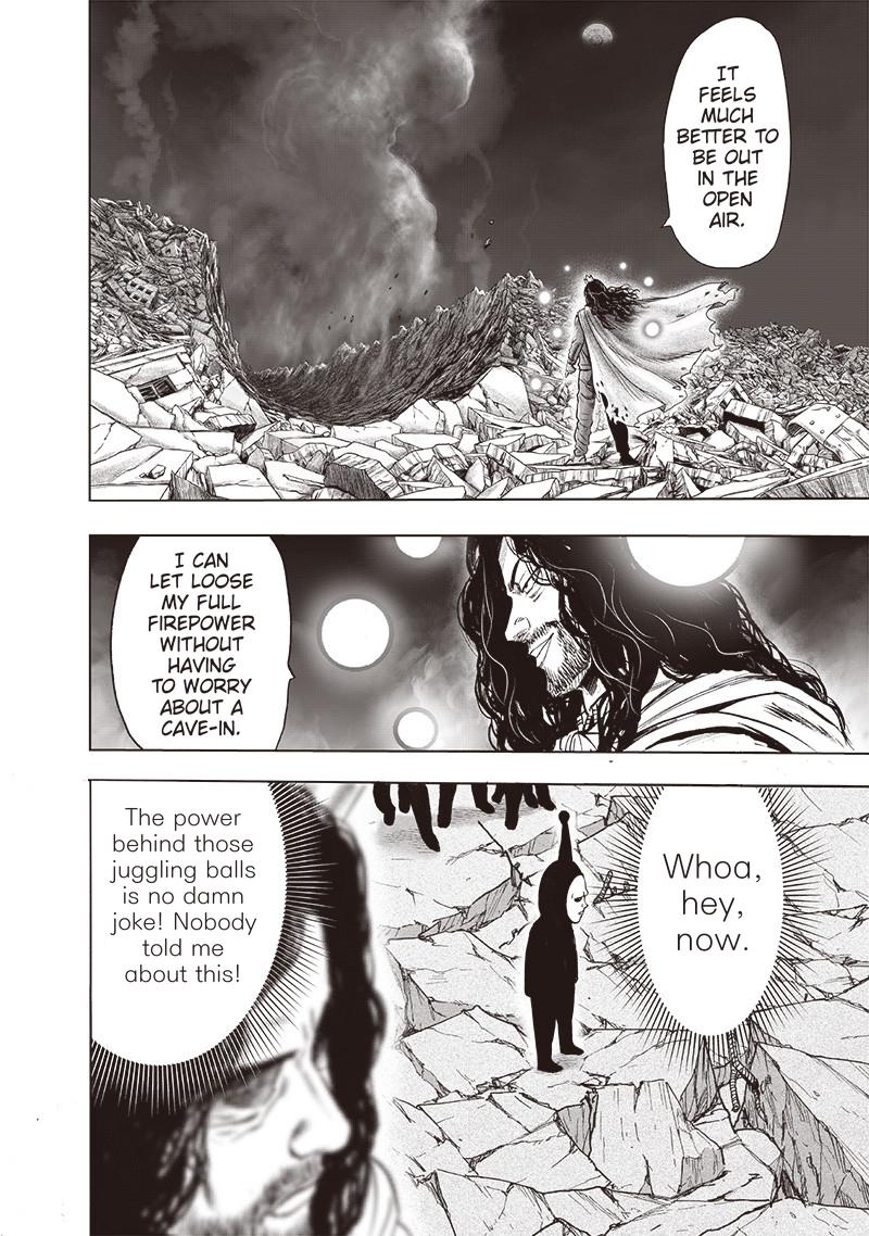 One-Punch Man, Chapter 141 image 030