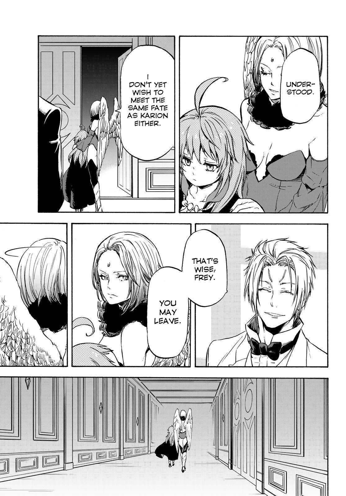Tensei shitara Slime Datta Ken, Chapter 72 image 029