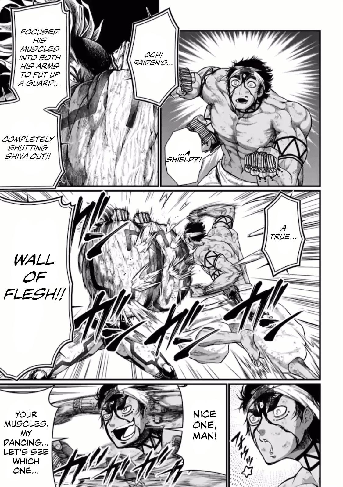 Shuumatsu no Valkyrie, Chapter 38 image 024