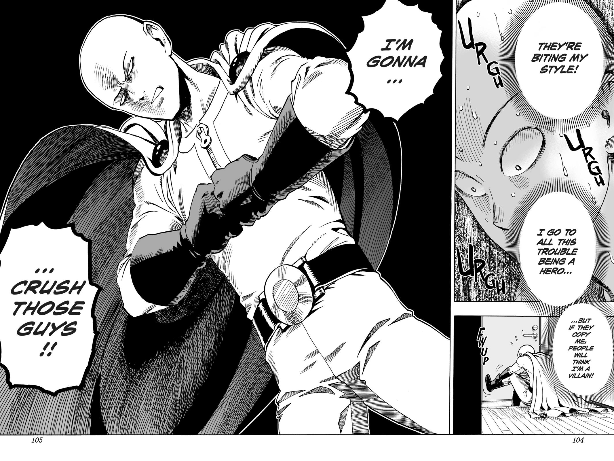 One-Punch Man, Chapter 12 image 014